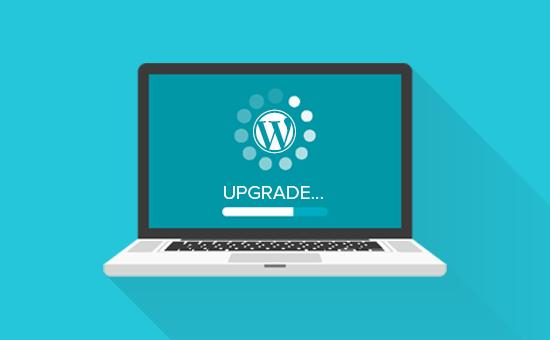 You should always update WordPress